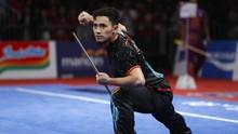 Latihan di Karpet Bolong, Hulaefi Sukses Raih Medali Perunggu