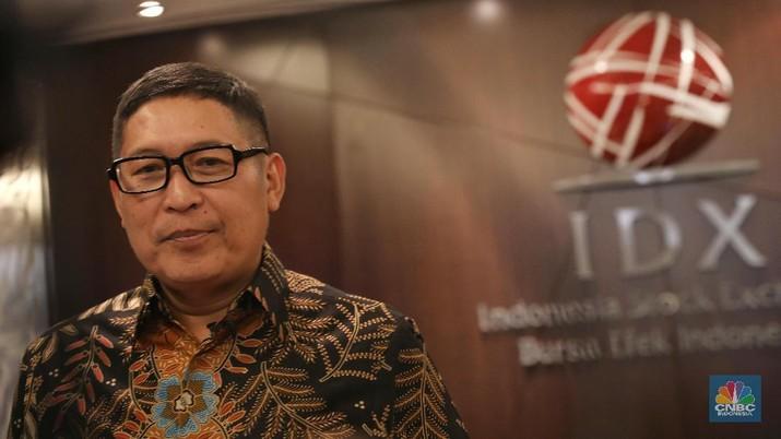 Pidato Jokowi Optimistis, Bos BEI Kian Pede dengan Target