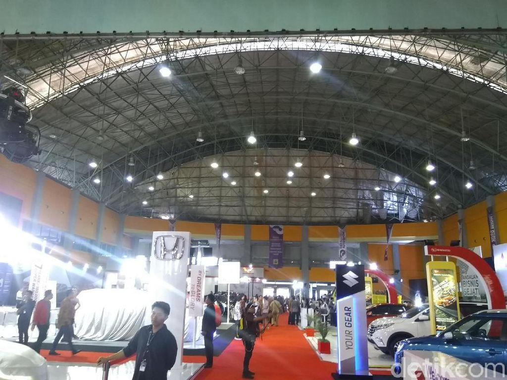 Gabungan Industri Kendaraan Bermotor Indonesia (Gaikindo) menargetkan bisa menggiring 27.000 orang Makassar untuk datang ke pameran Gaikindo Indonesia International Auto Show (GIIAS). Muhammad Taufiqqurrahman/Dok. Detikcom.
