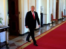 Dua Orang Kepercayaan Kena Isu Hukum, Apa Dampaknya ke Trump?