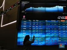 Investor Kembali Lepas Saham TCPI, Harganya Anjlok 5,86%
