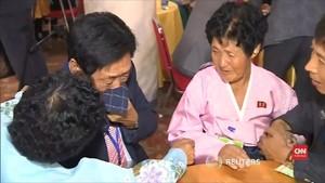 VIDEO: Pertemuan Mengharukan Korban Perang Korea