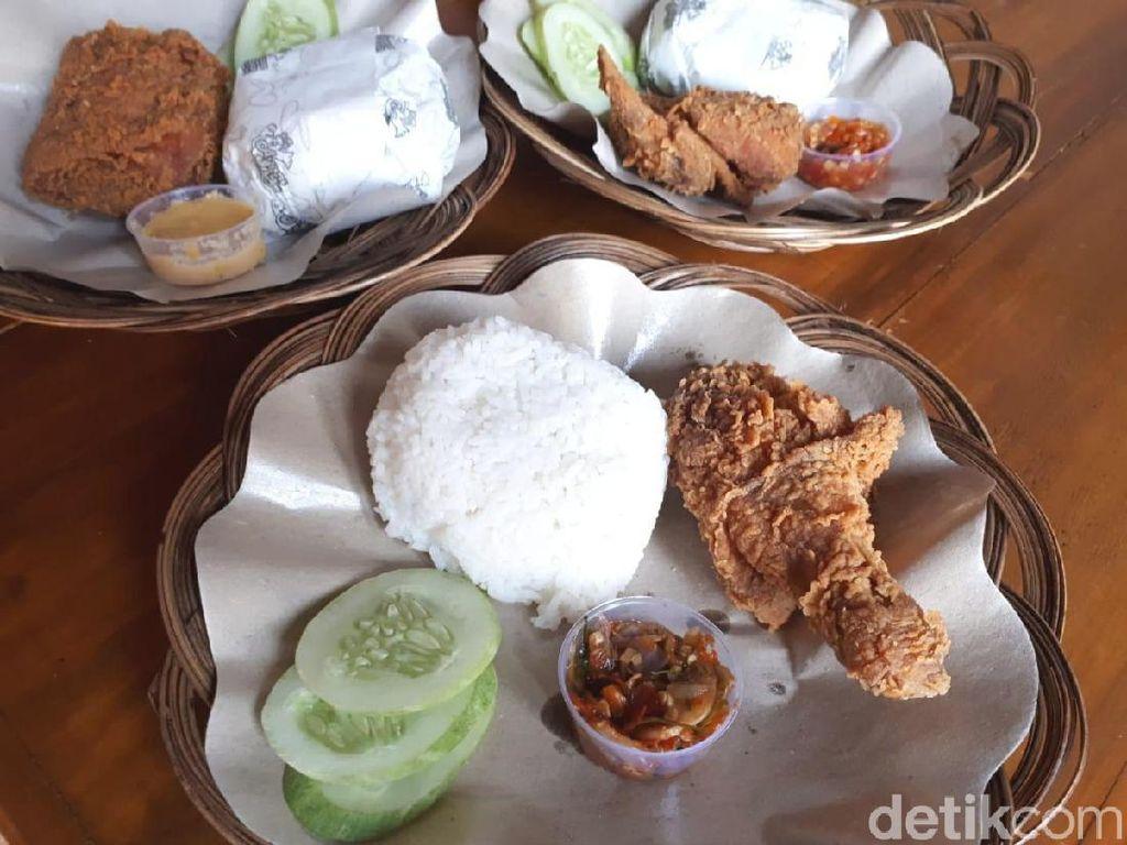 Ayam Asix: Nikmat dan Murah! Ayam Sambal Matah Racikan Keluarga Anang Hermansyah