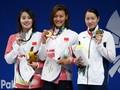 Rekor Dunia 50 Meter Gaya Punggung Pecah di Asian Games 2018