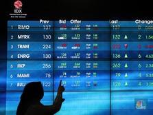 IHSG Menguat Tipis, Bursa Saham RI Gagal jadi Juara di Asia