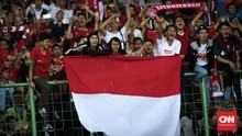 RI Kirim Nota Protes ke Malaysia soal Pengeroyokan Suporter