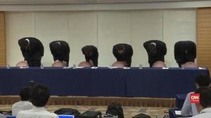 VIDEO: Empat Atlet Jepang yang Terlibat Prostitusi Minta Maaf