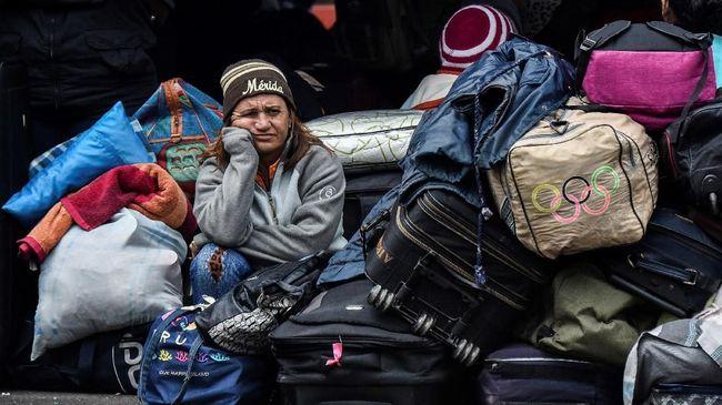 Si Kaya dan Si Miskin Venezuela yang 'Hijrah' ke Spanyol