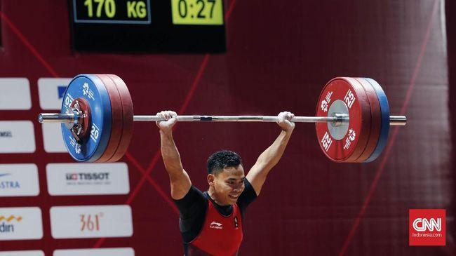 Posisi Indonesia Tak Berubah di Klasemen Asian Games 2018