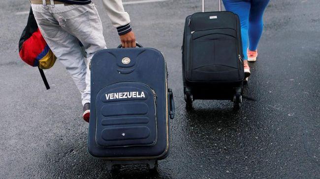 Brasil Catat Lonjakan Tiga Kali Lipat Imigran dari Venezuela
