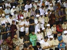 Gugus Tugas Sebut Salat Id Bisa Dilakukan di Masjid, Asal...