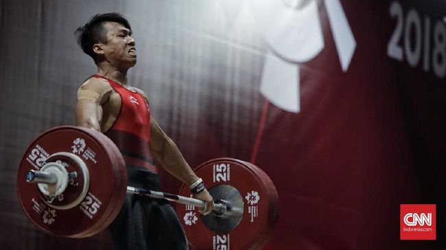 Angkat Besi Bisa Tambah Tiket ke Olimpiade 2020 Tokyo