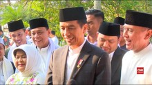 VIDEO: Jokowi Bakal Tonton Final Bulutangkis Tim Beregu Putra