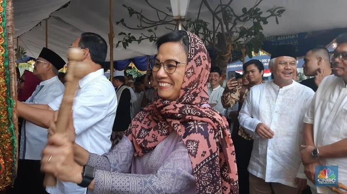 Sri Mulyani: Tak Ada Alasan Tahun Politik, Kami Tetap Bekerja