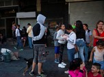 Sudah Diterjang Krisis, Venezuela Juga Diguncang Gempa 7 SR