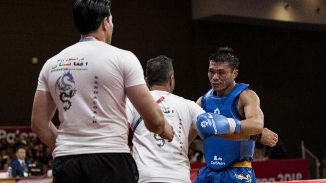 Puja Riyaya Tambah Medali Indonesia di Asian Games 2018