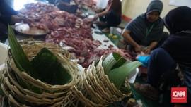 Bongsang, Pengganti Kantong Plastik Pembungkus Daging Kurban