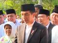 Jokowi Sebar Modal Rp594 M untuk Bank Wakaf di 33 Pesantren