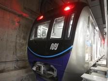 'MRT Harusnya Sampai Ciputat, Jangan Setop di Lebak Bulus'
