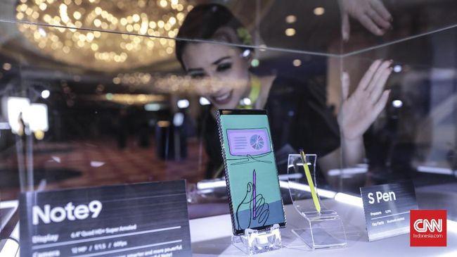 Samsung Siapkan Ponsel dengan Memori 1TB