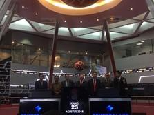 Baru Melantai di Bursa, Saham LAND Langsung Meroket 50%