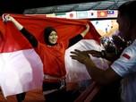 Pak Jokowi, Atlet RI Pecahin Rekor Dunia Panjat Tebing di RRC