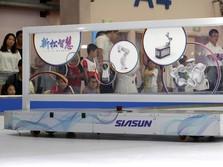 Permintaan Robot di China Anjlok, Efek Perang Dagang?