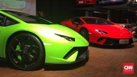 Lamborghini Jakarta Vakum, Peluncuran Mobil Dipegang Prestige