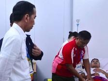 BPJS Jamin Perawatan Cidera Atlet Badminton Anthony Ginting