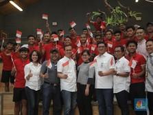 Juara AFF 2018, Garuda Muda Dapat Hadiah Rp 840 Juta dari BRI