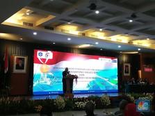 RI Bangun Jalan Tol Futuristis di Pantai Semarang-Demak
