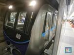 Mirip di Singapura, Ini Penampakan MRT Jakarta!