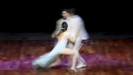 FOTO: Entakan Ritmis Argentina dalam Tango