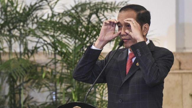 Temui Jokowi, KEIN Usul Insentif Industri dan Perkuat Rupiah