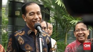 Tak Mau Gaptek Jokowi Pelajari Cetak 3D dan Kecerdasan Buatan