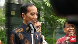 Ramalan Jokowi soal Akhir Game of Thrones dan Ekonomi Global