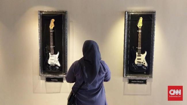 Hidup ala 'Rockstar' di Tepi Kuta Bali