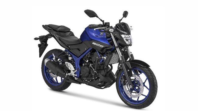 Melucuti Persiapan Yamaha Ubah Desain MT-25
