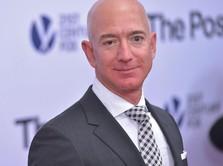 Sah! Jeff Bezos Orang Terkaya Pertama Berharta Rp2.920 T