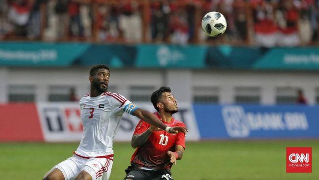 Pemain Tim Garuda yang Berpengalaman di Laga UEA vs Indonesia