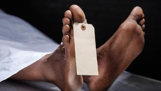 Polisi Identifikasi Mayat Wanita Hangus di Tengah Sawah