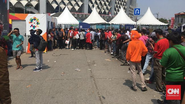 Suporter Keluhkan Distribusi Tiket Timnas Indonesia vs UEA