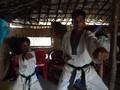 VIDEO: Pengungsi Rohingya Ajarkan Taekwondo pada Anaknya