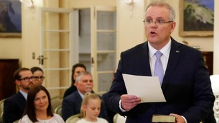 PM Australia Belum Putuskan Relokasi Kedubes ke Yerusalem