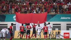 Live Streaming Timnas Indonesia vs Mauritius