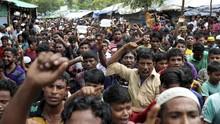 Pengungsi Menolak, Bangladesh Batal Pulangkan Rohingya