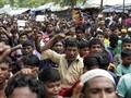 Ogah ke Myanmar, Ratusan Rohingya Unjuk Rasa di Bangladesh