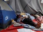 Kabur dari Krisis, Warga Venezuela Merana di Tenda Darurat