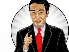 Jokowi Berbagi Tips Sukses Berbisnis untuk Milenial