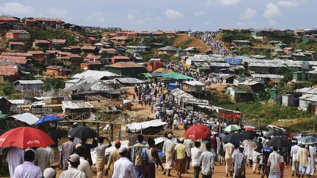 Sidang Gugatan, Myanmar Didesak Setop Pembantaian Rohingya